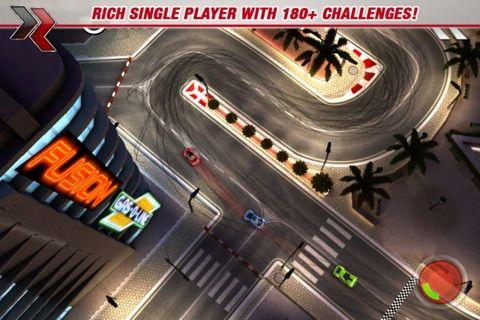 Скачать DrawRace 2 - гонки с особенным управлением для iPhone и iPad [App Store / Обзор]