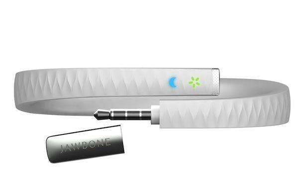 Jawbone Up - фитнес-браслет для iPhone