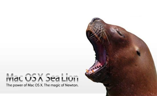 Первые намёки на новую операционную систему OS X 10.9