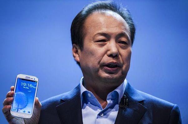Samsung: мы не намерены поступать подобно HTC в урегулировании патентных споров
