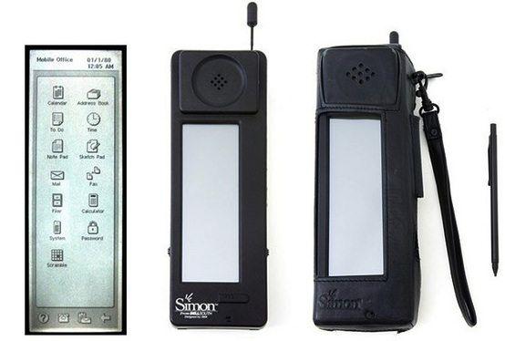 Первый смартфон отмечает 20-летний юбилей