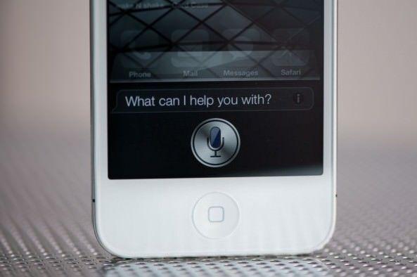 Apple получила патент на дизайн иконки Siri