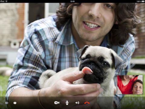 Скачать Skype 4.1.2 iPhone и iPad