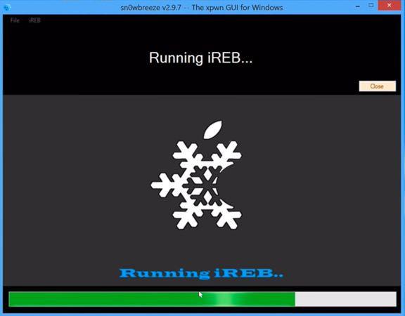 Как создать кастомную прошивку с джейлбрейком iOS 6.0.1 и iOS 6.0 с помощью Sn0wBreeze 2.9.7