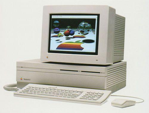 Эволюция устройств Apple. Компьютер Macintosh SE и Macinosh II 1987 год. (выпуск 10)