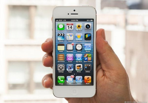 смартфоны от компании Apple