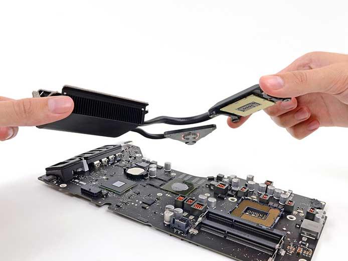 Комплектующие новый iMac 2012