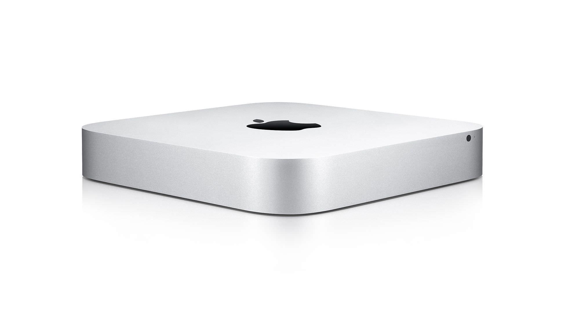 Производство Mac mini переезжает в США