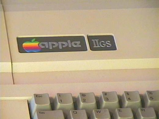 Эволюция устройств Apple. Компьютер Apple IIGS 1986 год. (выпуск 9)