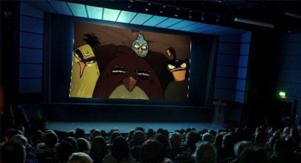 Скоро во всех кинотеатрах страны - «Angry Birds»!