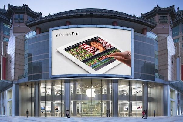 Android или iOS? Битва за Китай