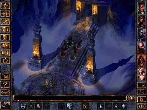 Скачать Baldur's Gate: Enhanced Edition для iPad [Обзор игры / App Store]