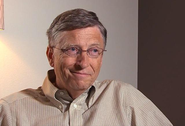 Билл Гейтс на четвертом месте в Forbes