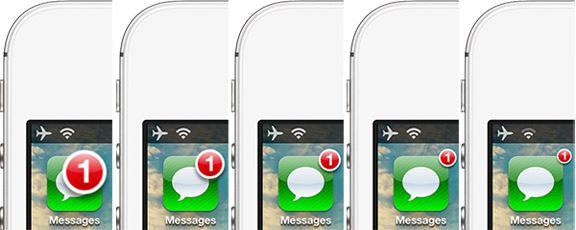 Джейлбрейк-твик Boover изменит позицию и размер бейджа уведомлений в iOS