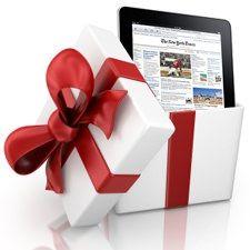 Apple выпустила рождественскую рекламу iPad 4 и iPad mini