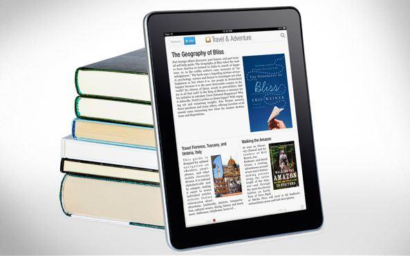 Так все-таки, планшет или электронная книга?