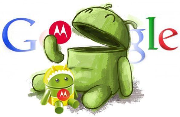 Google избавляется от Motorola?