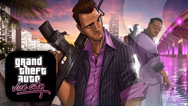 Grand Theft Auto: Vice City для iPhone и iPad