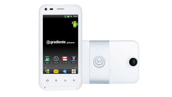 Официально: в Бразилии вышел IPHONE на Android-платформе