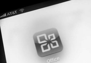 """Значок Office для iPad впервые был напечатан в """"The Daily"""""""