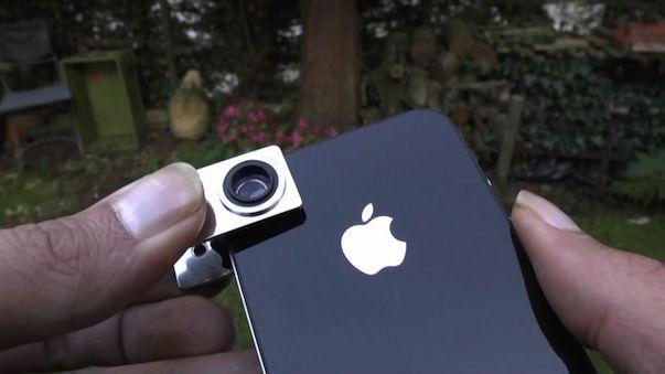 PhoneScope 3D: трехмерный сканер из iPhone