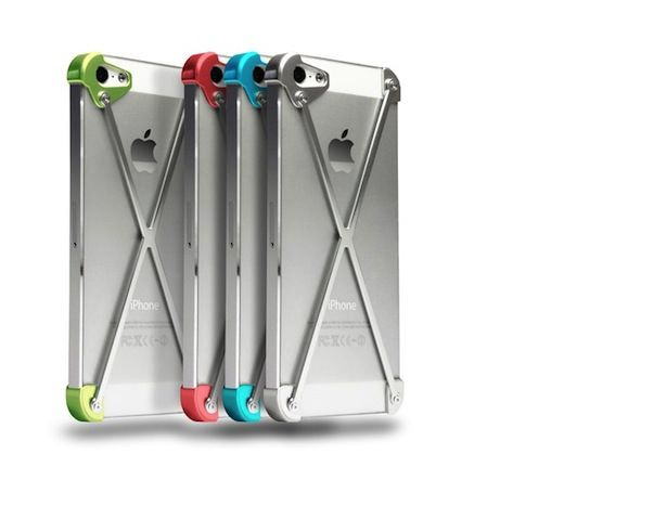 RADIUS case - «чехол-бикини» для iPhone 5