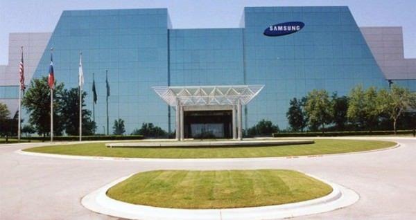 Завод Samsung в Остине