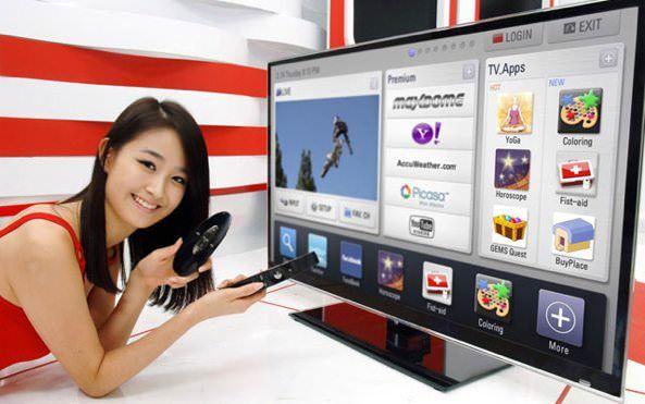 Запуск приложений на Smart TV