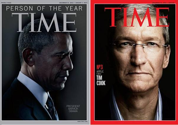 Краткая профессиональная биография Тима Кука в журнале Time