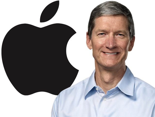 Тим Кук и акции Apple