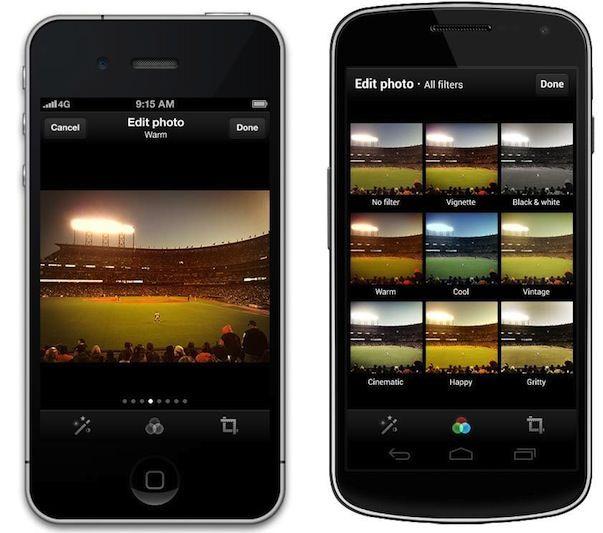 Вместо поддержки Instagram, Twitter представил собственные фотофильтры для iPhone и iPad