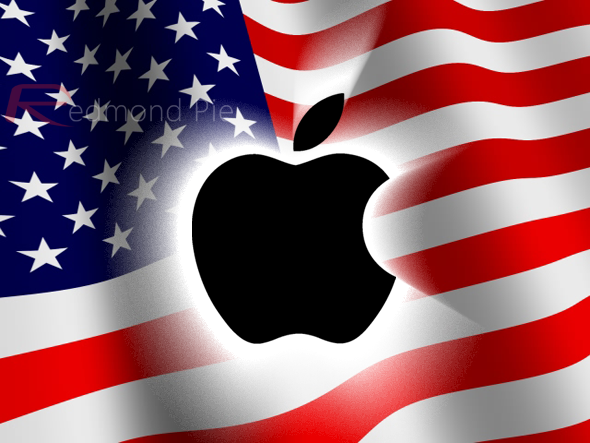Американцы и Apple