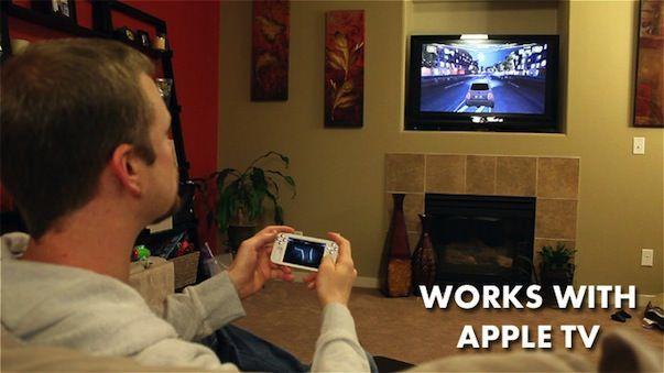 WynCASE или как превратить iPhone в игровую консоль