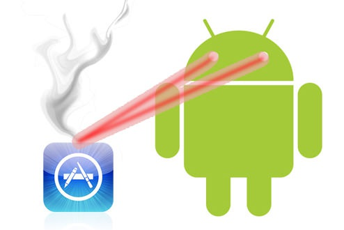 Android App Store набирает обороты