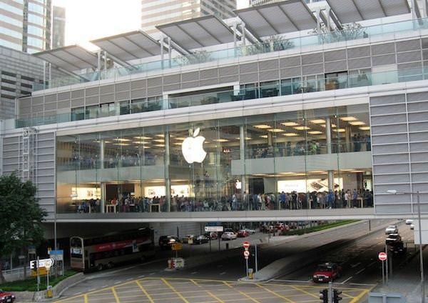 Apple занимает 34-ую строчку в мировом рейтинге качества рабочих мест