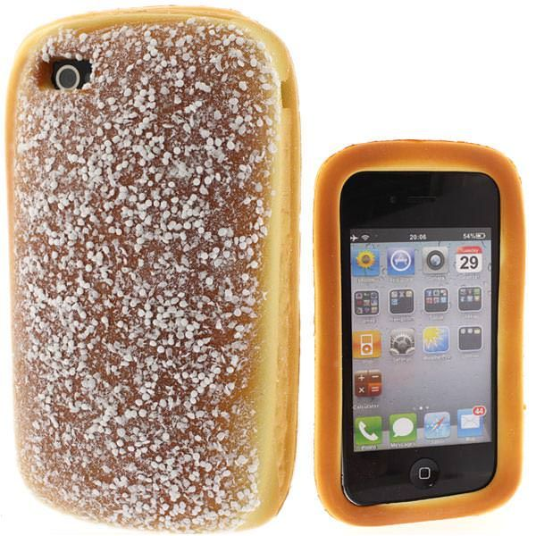 Bread Case - чехол для iPhone 4 и 4S c запахом хлеба