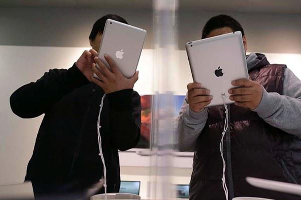 Аналитик: iPad mini в Китае, действительно пользуется большим спросом, чем iPad 4