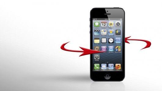 Cycloramic Iphone 5