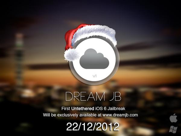 Отвязанный джейлбрейк iOS 6 появится 22 декабря?