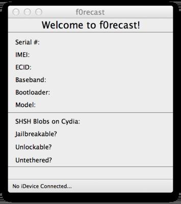Скачать F0recast для Mac OS X и Windows c поддержкой iPhone 5 и iPad mini