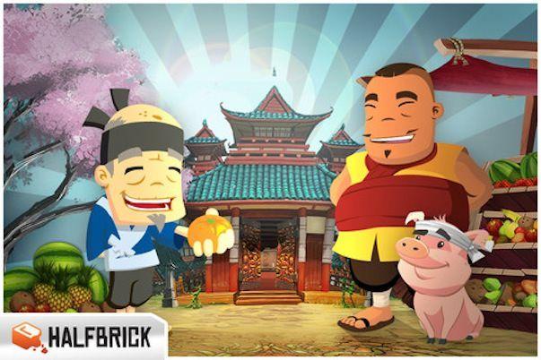 Fruit Ninja и другие популярные игры от студии Halfbrick