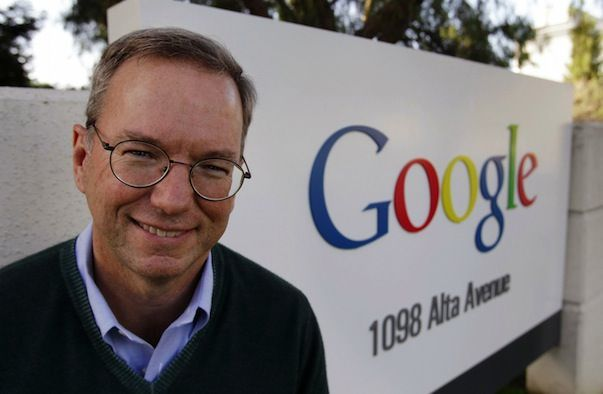 Эрик Шмидт о взаимоотношениях Google и Apple