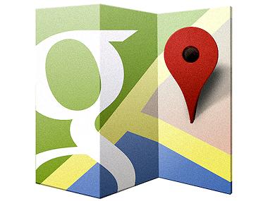 Google карты для iOS