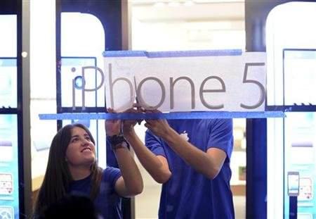 iPhone 5 в Китае