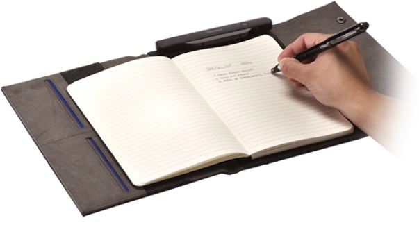 iNotebook от Targus - пишите на бумаге, появляется в iPad