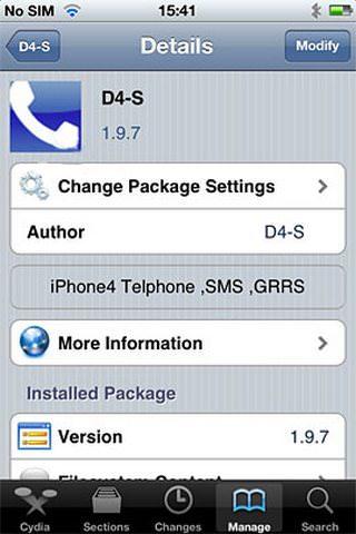 Diweinuo D4S II превратит Ваш iPhone 4/4S в телефон с двумя sim-картами