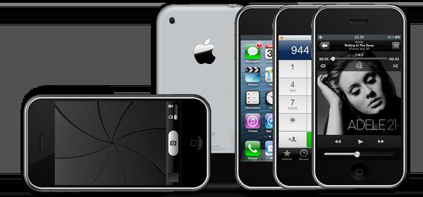 Функции iOS 6 на iPhone 2G, iPhone 3G и iPod touch 1G/2G при помощи WhiteD00r