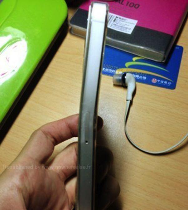 Очередные жалобы пользователей. iPhone 5 гнется в кармане брюк!