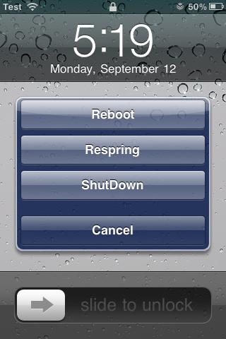 Джейлбрейк-твик LockGestures добавит жесты на экране блокировки iPhone и iPad
