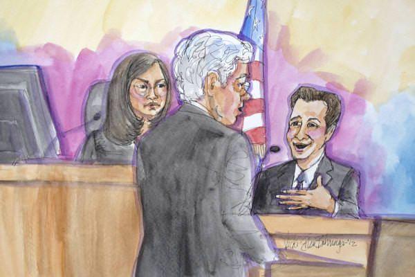 Судья призывает Apple и Samsung к перемирию